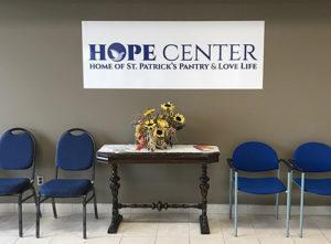 Hope Center Entrance